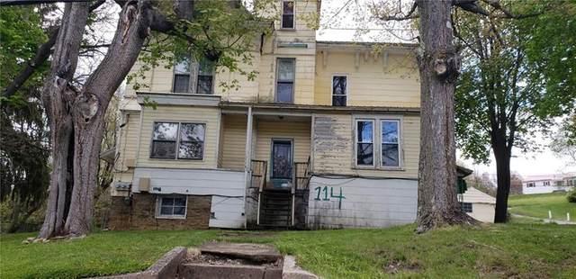 114-1 Pleasant Ave, Punxsutawney Area School District, PA 15767 (MLS #1500587) :: Dave Tumpa Team