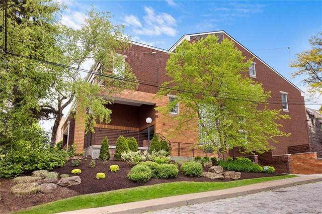 5742 Fifth Ave #306, Shadyside, PA 15232 (MLS #1500604) :: Dave Tumpa Team