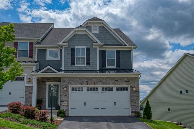 2512 Adele Court, Franklin Park, PA 15143 (MLS #1500691) :: The SAYHAY Team