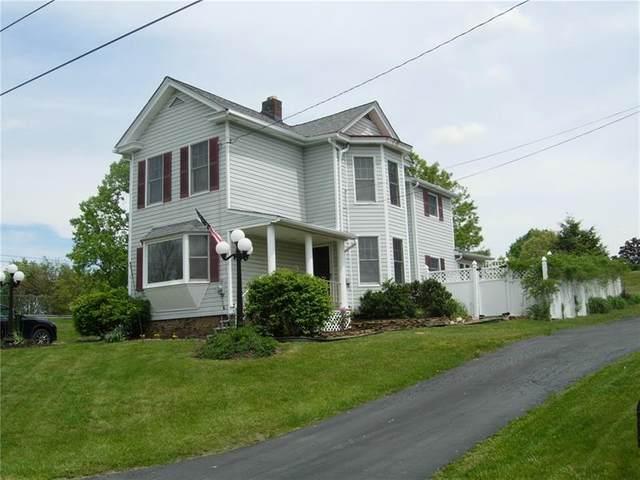 212 Caroline St, Penn Twp - Wml, PA 15644 (MLS #1500713) :: Dave Tumpa Team