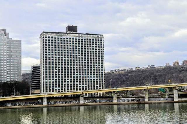 320 Fort Duquesne Blvd (340 & 360), Downtown Pgh, PA 15222 (MLS #1500812) :: Dave Tumpa Team