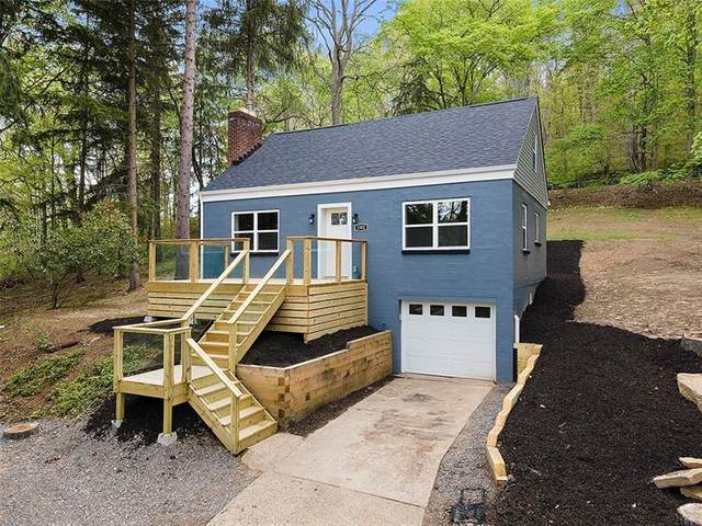 1352 Noblestown Road, Collier Twp, PA 15071 (MLS #1500820) :: Dave Tumpa Team