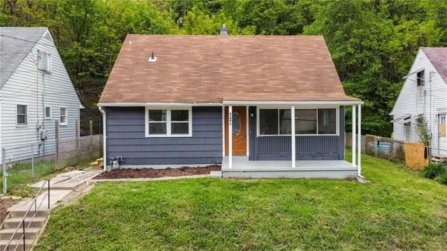 721 Jefferson Rd, Penn Hills, PA 15235 (MLS #1500961) :: Dave Tumpa Team