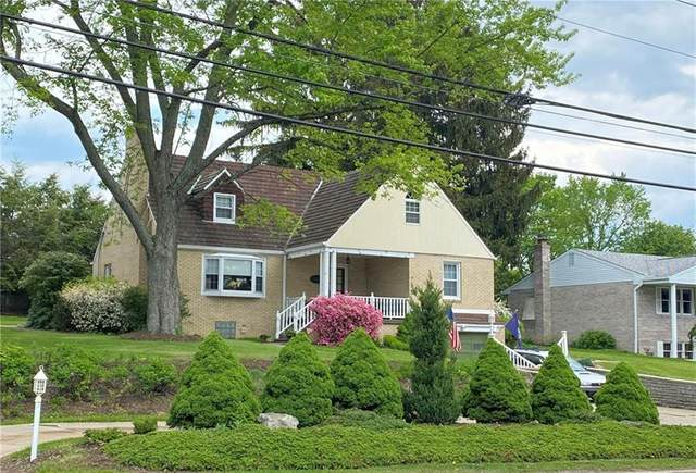6607 Brownsville Road, South Park, PA 15236 (MLS #1500989) :: Dave Tumpa Team