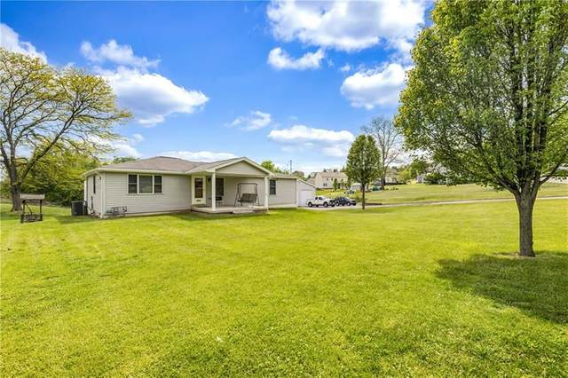 2649 Hilltop Rd, Collier Twp, PA 15071 (MLS #1501013) :: Dave Tumpa Team