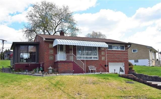 390 Livingston Rd, West Mifflin, PA 15122 (MLS #1501014) :: Dave Tumpa Team