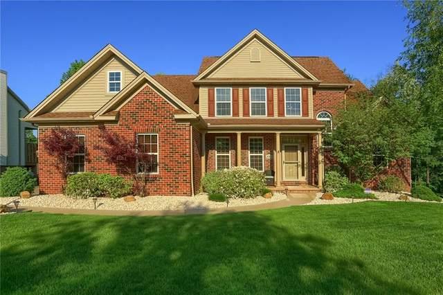 123 Southridge Drive, Cranberry Twp, PA 16066 (MLS #1501104) :: Broadview Realty