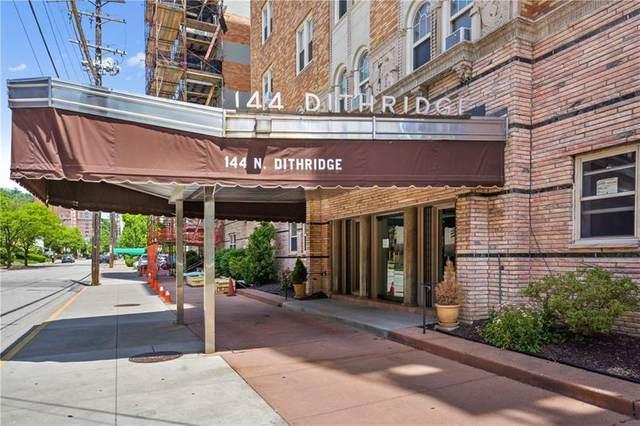 144 N Dithridge St #515, Oakland, PA 15213 (MLS #1501218) :: The SAYHAY Team