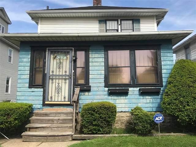 401 Cedar Ave, Sharon, PA 16146 (MLS #1501923) :: The SAYHAY Team