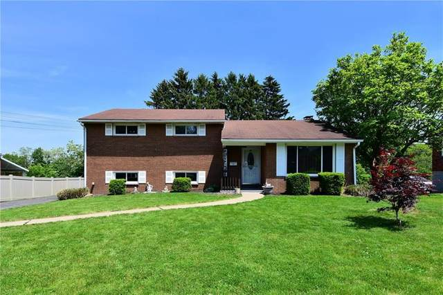 110 Wedgewood Dr, Ross Twp, PA 15229 (MLS #1501950) :: The SAYHAY Team