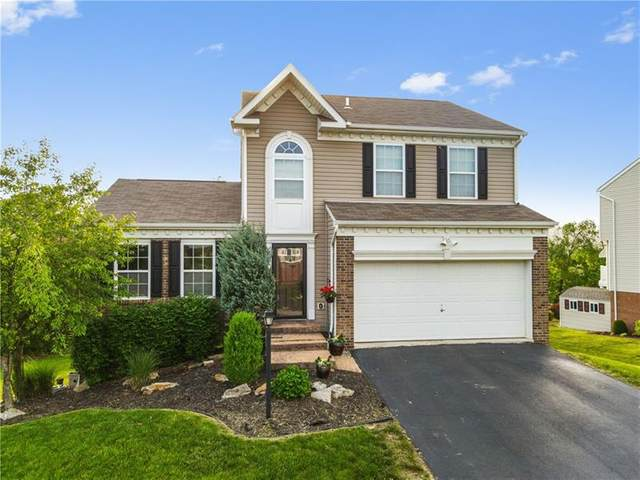 244 Pointer Dr, Jefferson Hills, PA 15025 (MLS #1502006) :: The SAYHAY Team