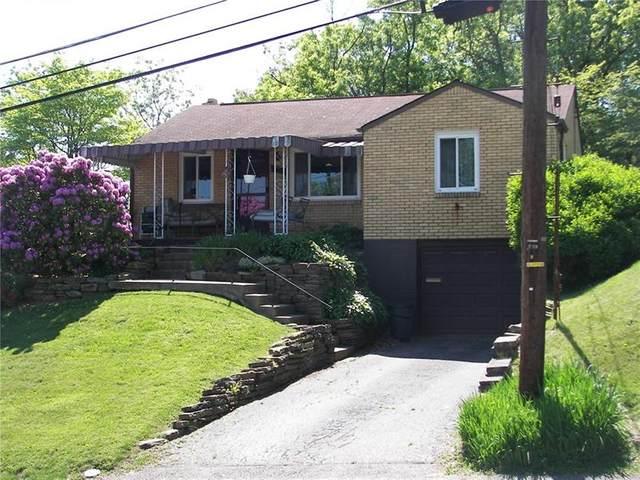 1430 Jefferson Heights Rd, Wilkins Twp, PA 15235 (MLS #1502284) :: Broadview Realty