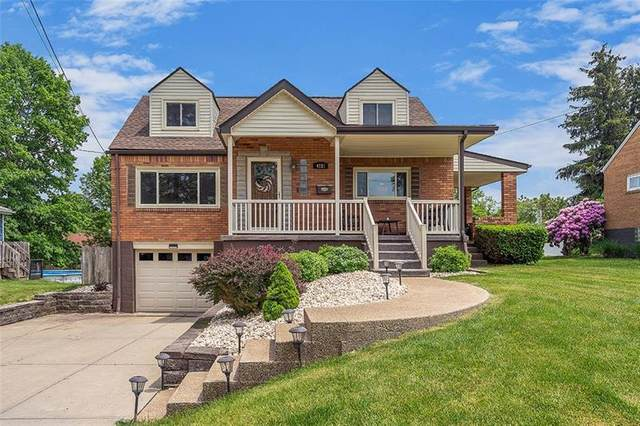 4721 Lolly Dr, Monroeville, PA 15146 (MLS #1502310) :: Broadview Realty