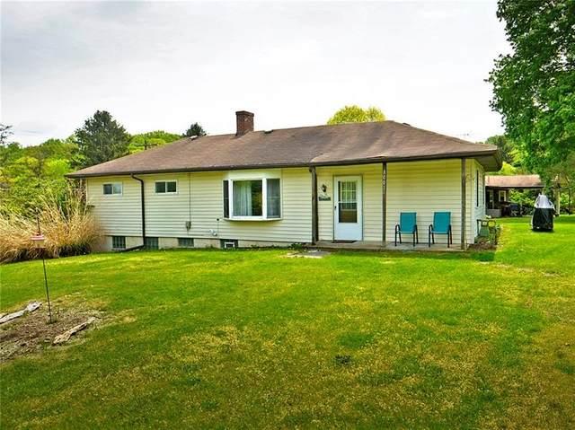 3001 Hillcrest, Murrysville, PA 15632 (MLS #1502322) :: Broadview Realty