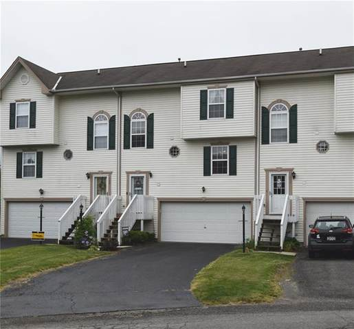 121 Scenic Hill Dr, Carnegie, PA 15106 (MLS #1502358) :: The SAYHAY Team