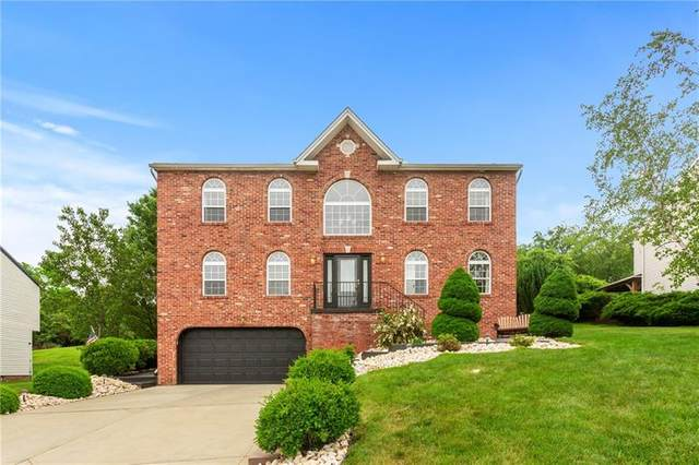 111 Commodore, North Fayette, PA 15057 (MLS #1503495) :: The SAYHAY Team
