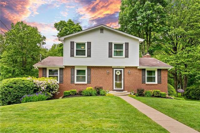 1215 Shady Hill Rd, Unity  Twp, PA 15601 (MLS #1503651) :: Broadview Realty