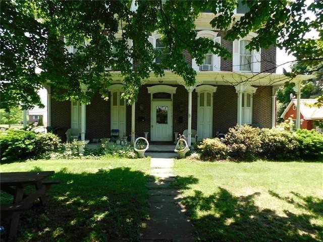 367 Morgantown Street, Uniontown, PA 15401 (MLS #1503754) :: Dave Tumpa Team