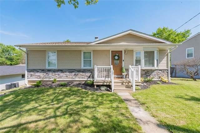 643 Crestwood Drive, Irwin, PA 15642 (MLS #1504009) :: Broadview Realty