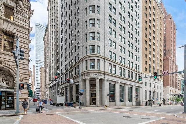 306 4th Ave #201, Downtown Pgh, PA 15222 (MLS #1504017) :: Dave Tumpa Team
