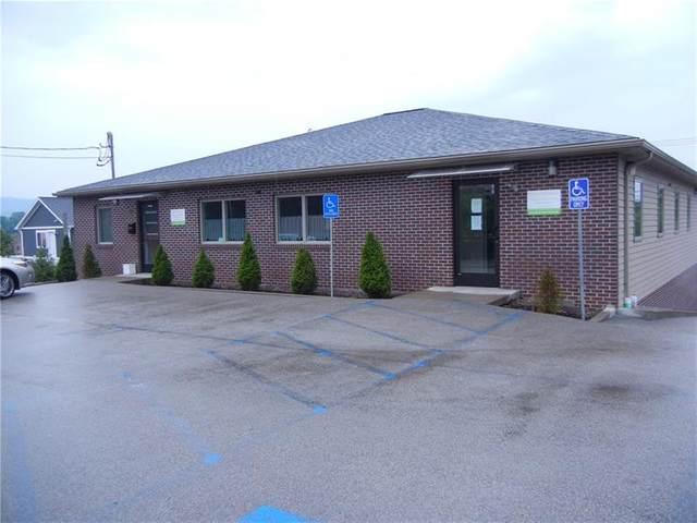 232-238 W Main St, Uniontown, PA 15401 (MLS #1504124) :: Dave Tumpa Team