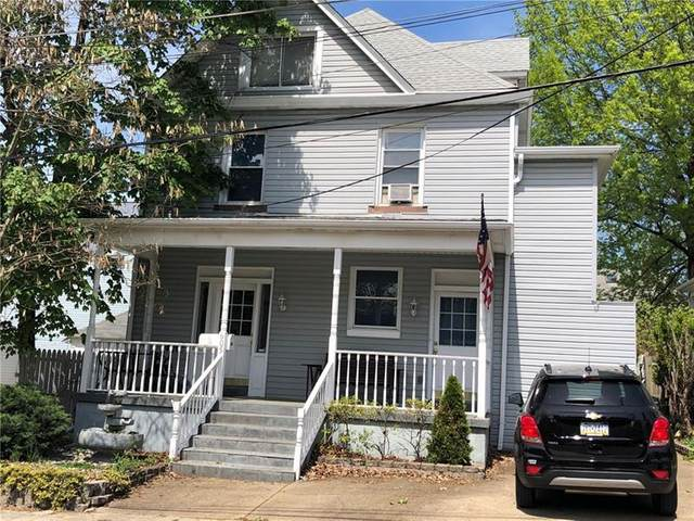 605 Mulberry Street, Sewickley, PA 15143 (MLS #1504511) :: The SAYHAY Team