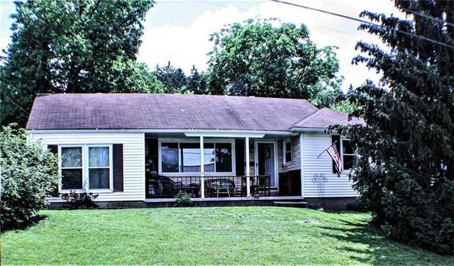 690 Sherman Ave, Waynsbrg/Frankln Twp, PA 15370 (MLS #1504702) :: Dave Tumpa Team