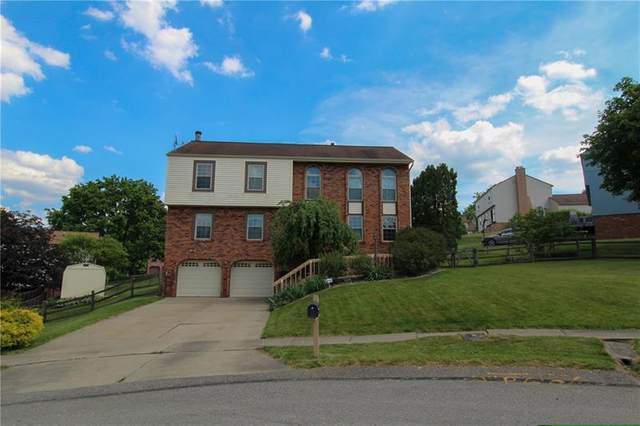 104 Gilshire Dr, Moon/Crescent Twp, PA 15108 (MLS #1504743) :: The SAYHAY Team