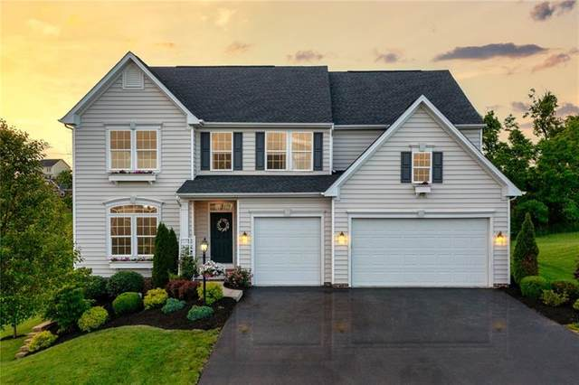4040 Bentwood Drive, Canonsburg, PA 15317 (MLS #1504927) :: The SAYHAY Team