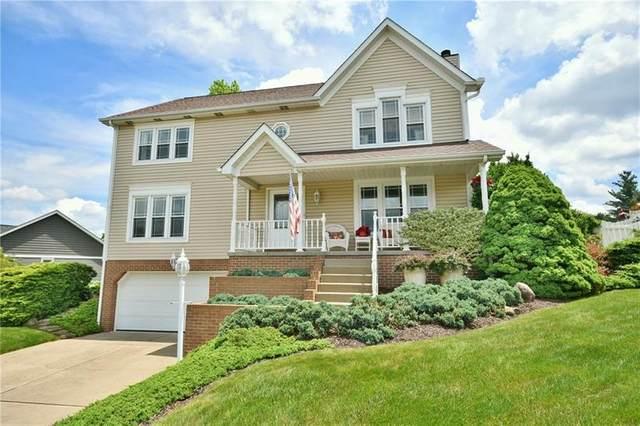 14 Meadowridge Rd, Penn Twp - Wml, PA 15636 (MLS #1505041) :: Broadview Realty