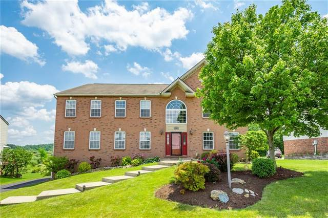 340 Commodore Drive, North Fayette, PA 15057 (MLS #1505091) :: The SAYHAY Team