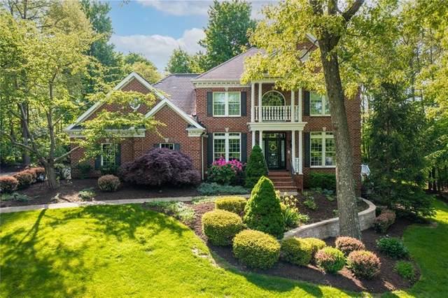 232 Woodhurst Terrace, Marshall, PA 15090 (MLS #1505171) :: Broadview Realty