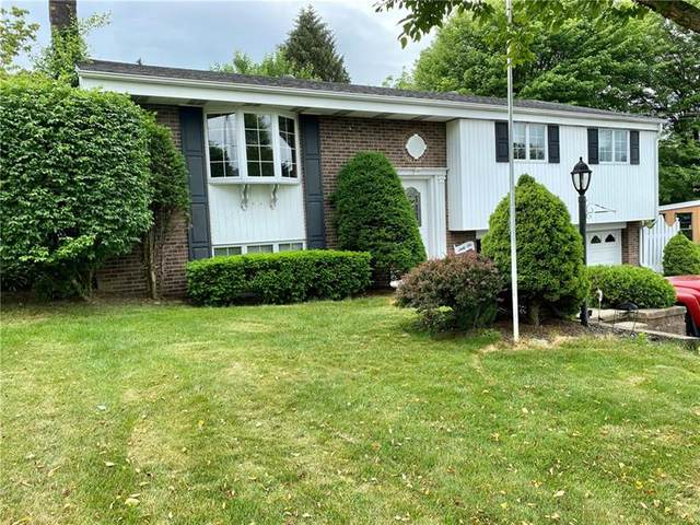 66 Suncrest Drive, Delmont, PA 15626 (MLS #1505308) :: The SAYHAY Team