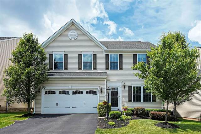 207 Heritage, North Fayette, PA 15071 (MLS #1505392) :: The SAYHAY Team