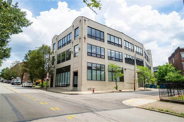 3644 Penn Ave #201, Lawrenceville, PA 15201 (MLS #1505402) :: The SAYHAY Team