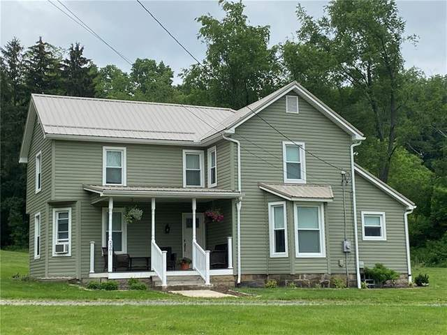 2381 Perry Hwy, Slippery Rock Twp - Law, PA 16051 (MLS #1505438) :: Dave Tumpa Team