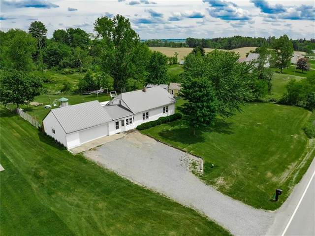 2936 State Road, Hickory Twp, PA 16101 (MLS #1505442) :: Dave Tumpa Team