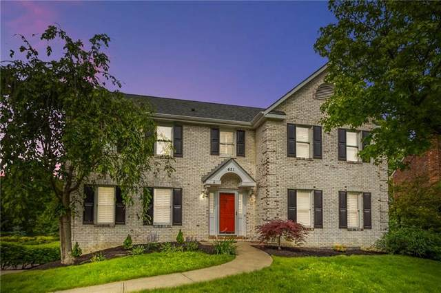421 Cadberry Ct, Upper St. Clair, PA 15241 (MLS #1505535) :: Broadview Realty