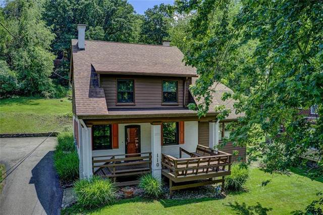 110 Cherry Valley Road, Forest Hills Boro, PA 15221 (MLS #1505544) :: Dave Tumpa Team