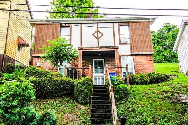 129 Liberty Street, Bridgeville, PA 15017 (MLS #1505547) :: Dave Tumpa Team