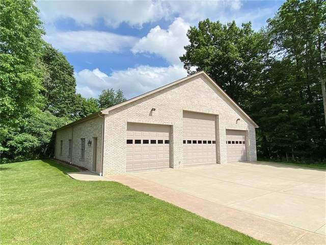 306 Orial Court, Connoquenessing Twp, PA 16033 (MLS #1505599) :: Dave Tumpa Team