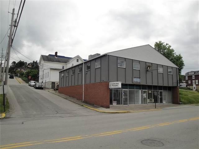 120 Main, New Eagle, PA 15067 (MLS #1505701) :: Dave Tumpa Team