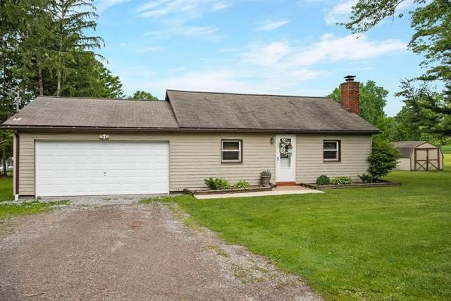 2703 State Route 351, Little Beaver Twp, PA 16120 (MLS #1505743) :: Dave Tumpa Team