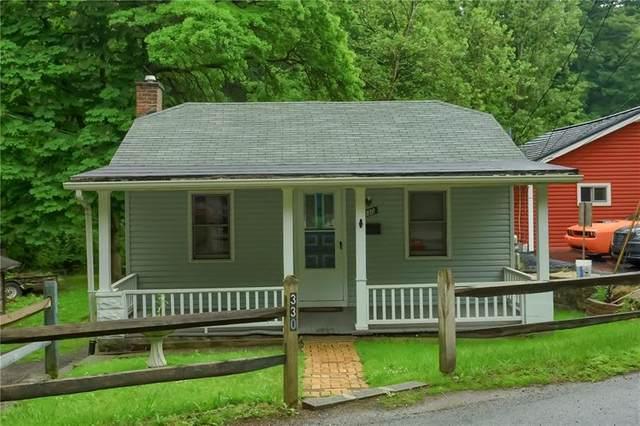 330 Camp Horne Rd, Kilbuck Twp, PA 15202 (MLS #1505776) :: Dave Tumpa Team