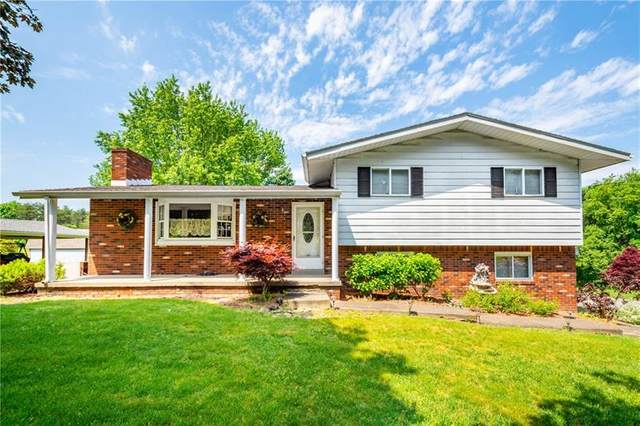 1060 Temple Rd, Center Twp - Bea, PA 15061 (MLS #1505857) :: The SAYHAY Team