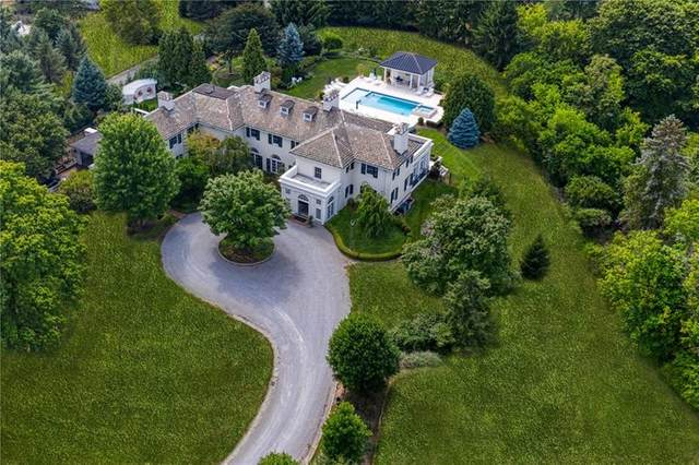 57 Pink House Lane, Sewickley Heights, PA 15143 (MLS #1505867) :: The SAYHAY Team