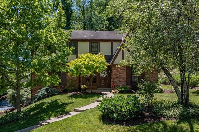 222 Carriage Ln, Upper St. Clair, PA 15241 (MLS #1506137) :: Broadview Realty