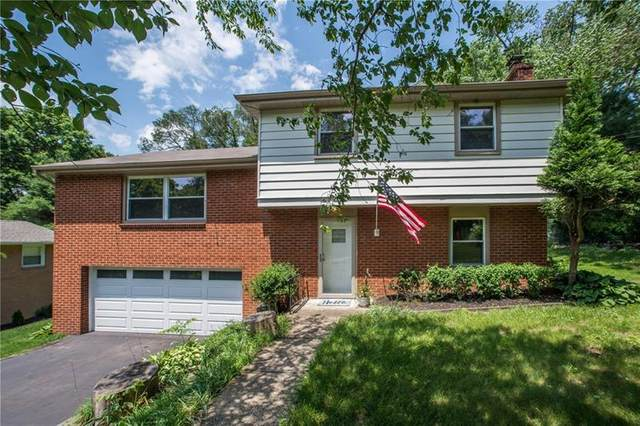 614 Fort Couch Road, Upper St. Clair, PA 15241 (MLS #1506347) :: The SAYHAY Team