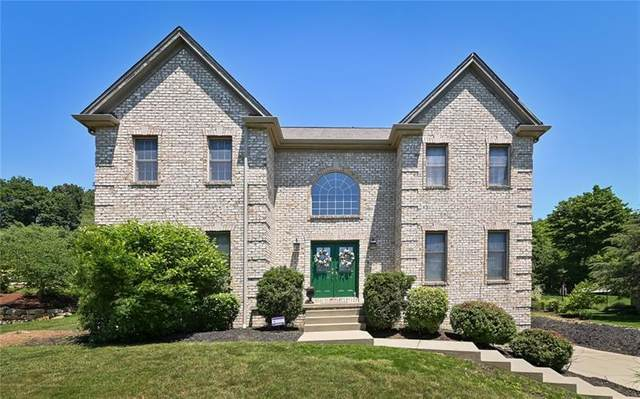 228 Gate Dancer Dr, Cranberry Twp, PA 16066 (MLS #1506567) :: The SAYHAY Team
