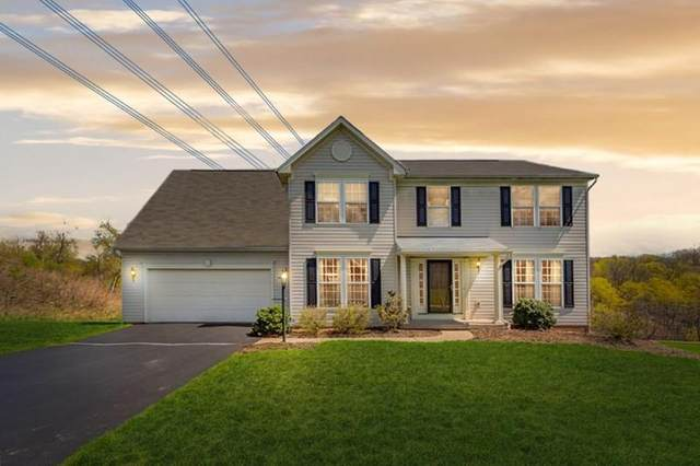 113 Bryna Lane, Collier Twp, PA 15106 (MLS #1506687) :: The SAYHAY Team
